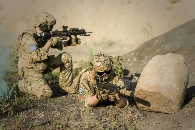 Prawdziwa broń, czy tylko profesjonalne repliki ASG